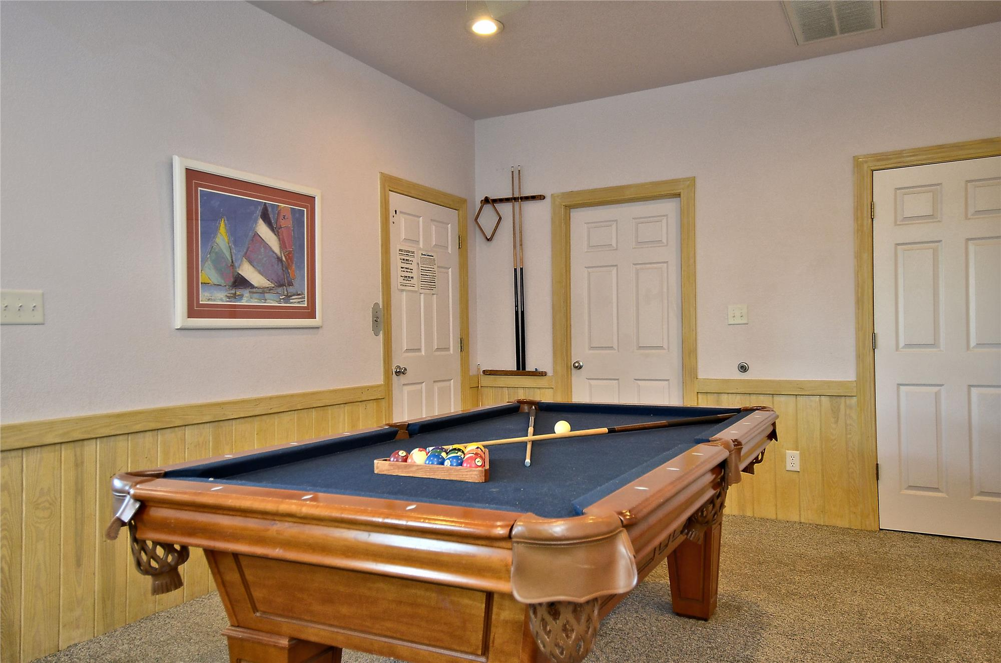 Pool Level,Game Area,